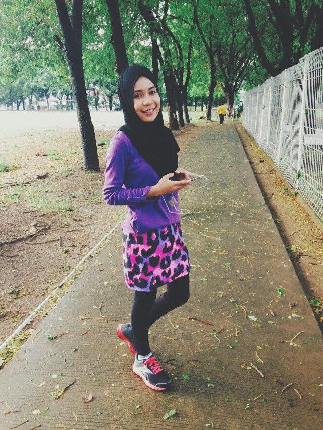 Jogging style. #purple #jogging #fashion #ootd