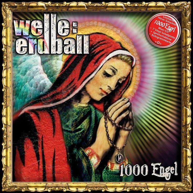 """http://polyprisma.de/wp-content/uploads/2016/03/Welle_Erdball_1000_Engel-1024x1024.jpg Welle Erdball - 1000 Engel: Diesmal ohne Limit (und ohne Vinyl) http://polyprisma.de/2016/welle-erdball-1000-engel-diesmal-ohne-limit-und-ohne-vinyl/ Welle Erdball – 1000 Engel Welle Erdball gelang es vergangenen November, die auf 1000 Exemplare limitierte Box von """"1000 Engel"""", der auch eine 7´´-Vinyl bei lag, in kürzester Zeit restlos an den Mann zu bringen. Wie die"""