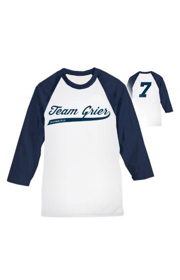 Hayes Grier Grier Baseball T - BLV Brands
