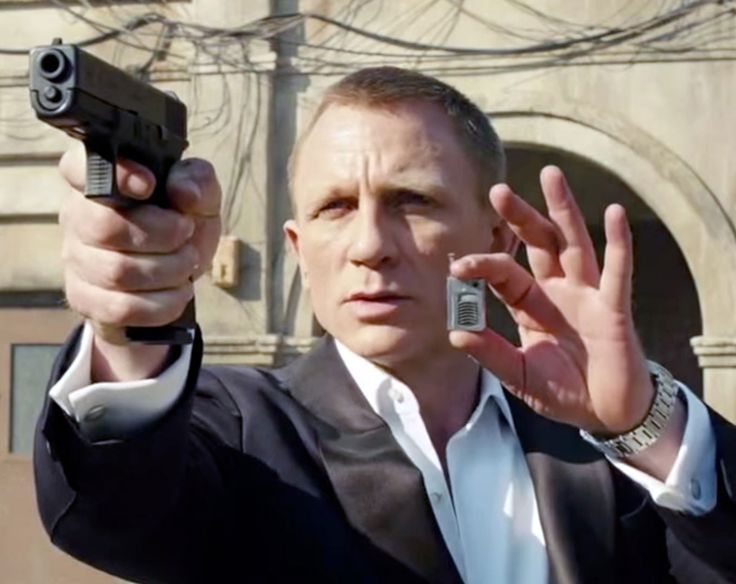 Talk about tech envy! Here are all 193 gadgets James Bond has used throughout th…
