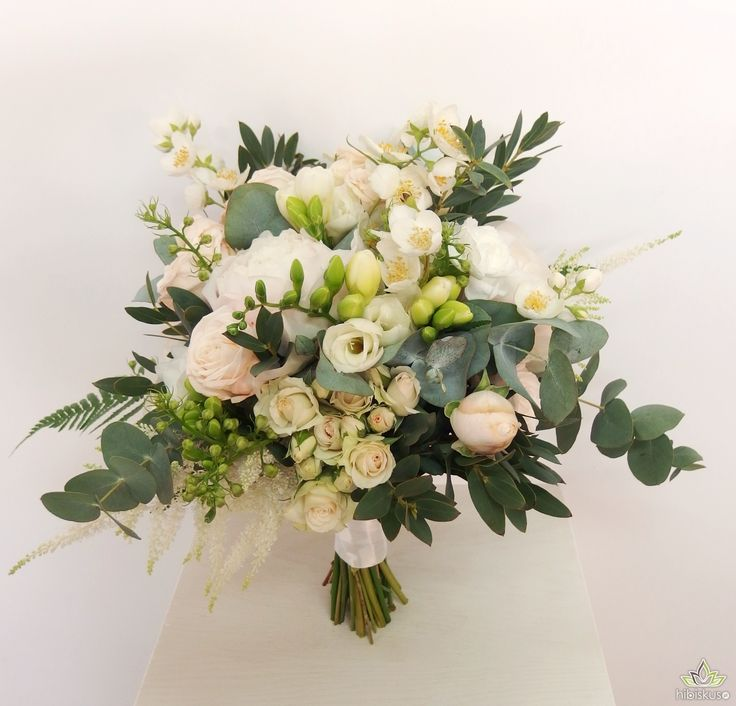 #wedding #bouquet #yasmine #may #green #white #flowers #flower #bukiet #slubny #jaśmin #kwiaty #kwiatki