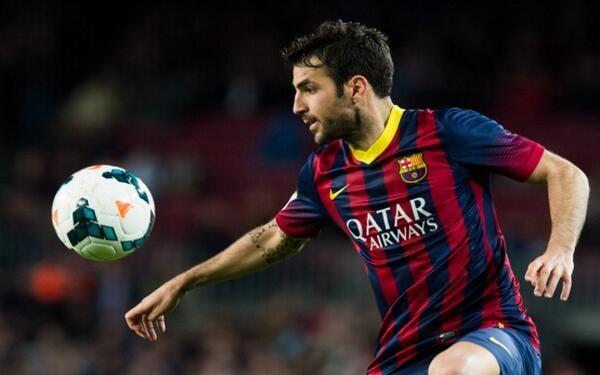 Quand Le FC Barcelone casse Fabregas pour justifier son transfert - http://www.actusports.fr/105562/quand-le-fc-barcelone-casse-fabregas-pour-justifier-son-transfert/