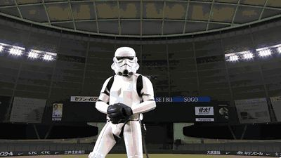 The empire strikes out!