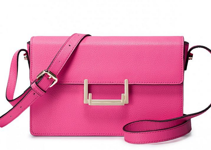 Neo pink little girly bag - perfect for a date! :)