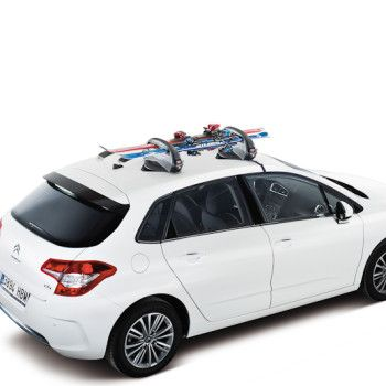 Active Imports is one of the leading online car accessories company that provide the roof Ski Carrier with strong magnetic plates for your vehicle.