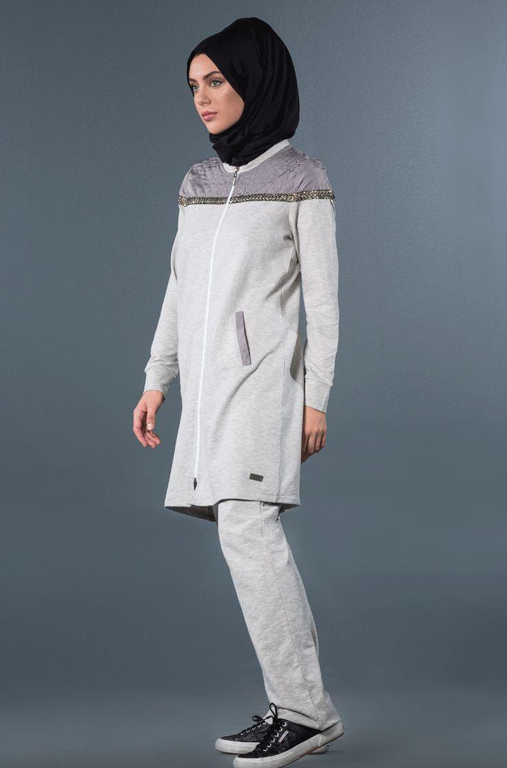 Tesettü eşofman modelleri, mayovera tesettür eşofman markası. Hijabstyle, İslamicsportswear