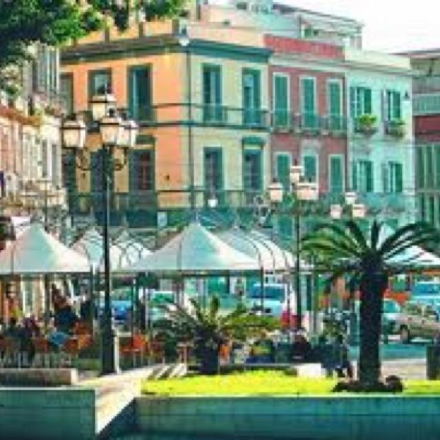 Take me to Cagliari any day
