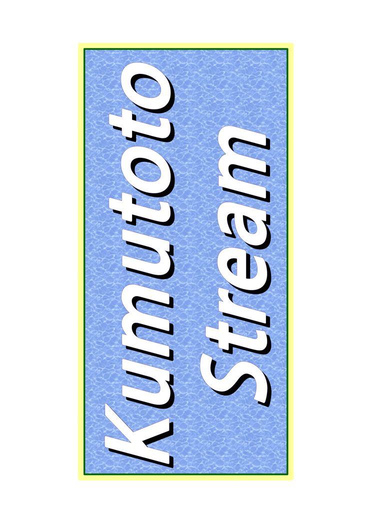 Kumutoto Stream (Kedron Parker)