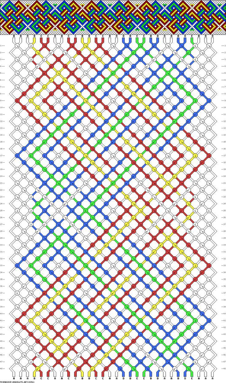 http://friendship-bracelets.net/pattern.php?id=83561