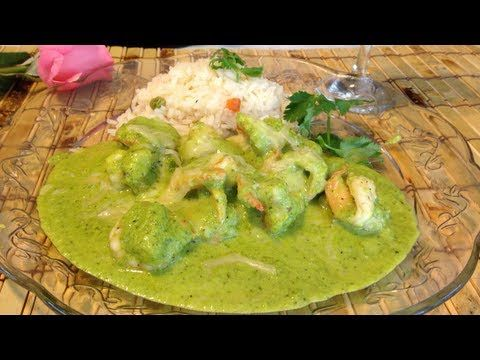Camarones culichi receta deliciosa