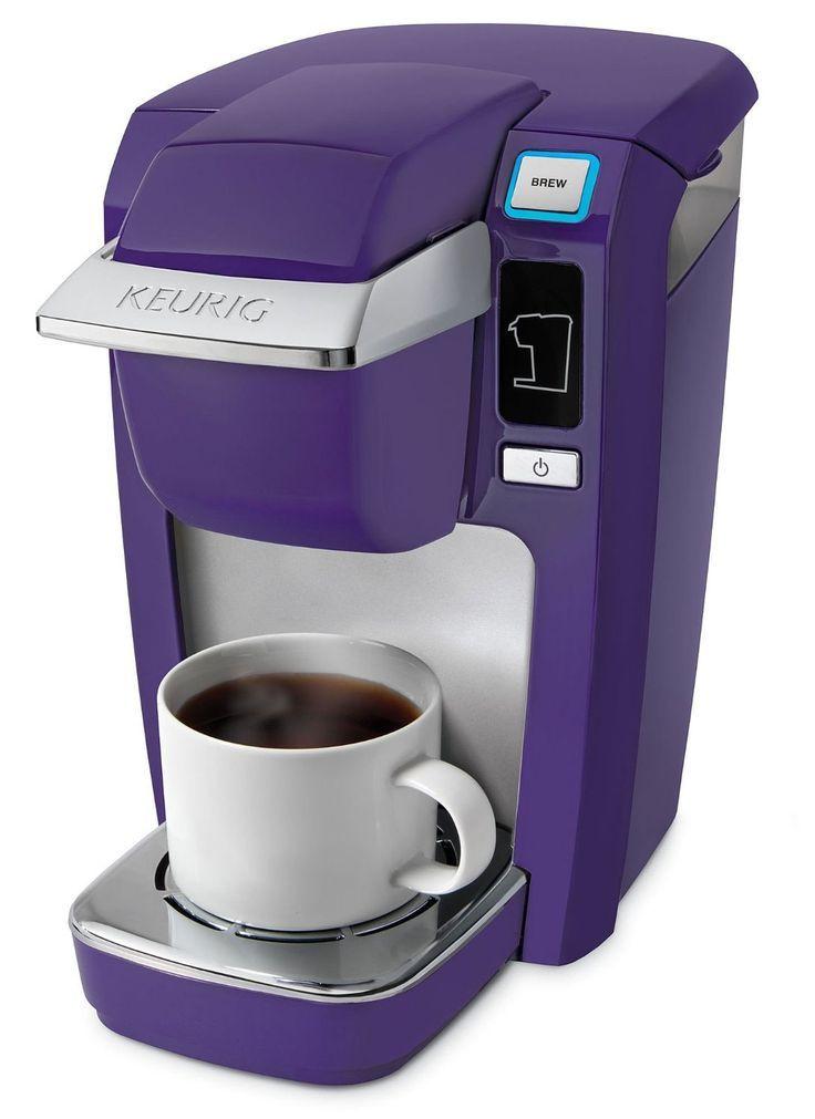 Amazon com keurig 174 mini plus personal coffee brewer purple kitchen