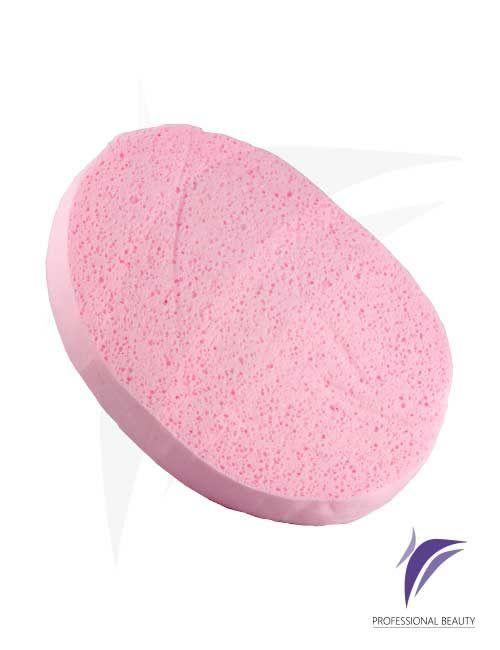 Esponja Chamis: Esponjas faciales de textura suave para facilitar la limpieza profunda de piel.
