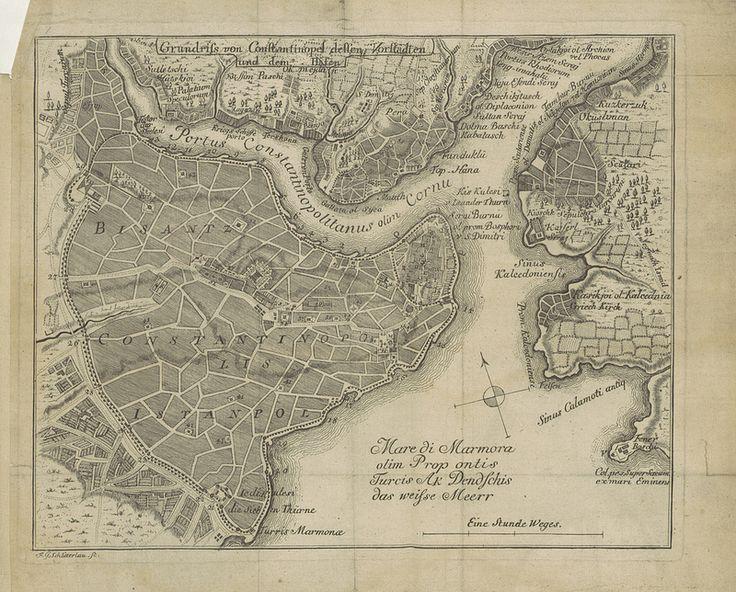Image taken from page 29 of 'Beschreibung von Constantinopel ... Nebst einem Plane und einem Prospekte dieser Stadt, so wie einer Charte von den Dardanellen' | por The British Library