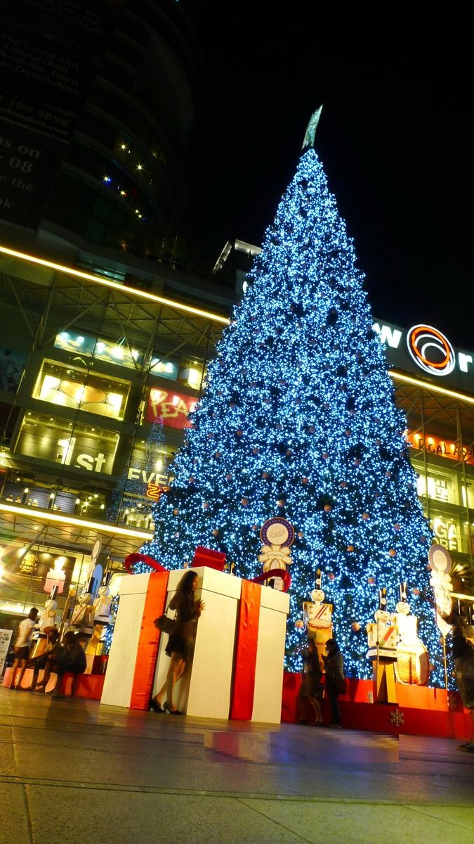 how to write merry christmas in thailand