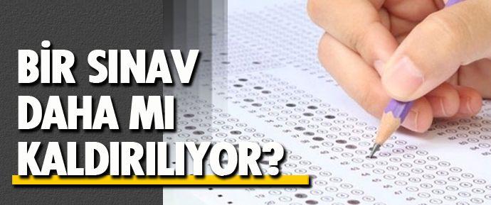 Cumhurbaşkanı Erdoğan, TEOG'un kaldırıldığını, üniversiteye giriş sisteminin de değişebileceğini söyledi.