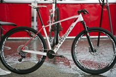 Pro Bike Gallery: Christoph Sauser's Specialized S-Works Stumpjumper - VeloNews.com