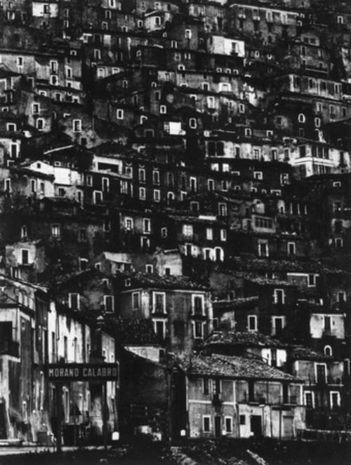 Mimmo Jodice - Morano Calabro, 1967