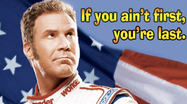 From 'Shake and Bake' to Mike Honcho, let these quotable 'Talladega Nights: The Ballad Of Ricky Bobby' lines help you win at life.