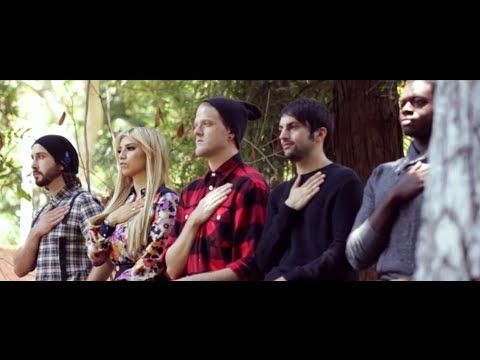 This is amazing to hear and to watch!  Fantastic all-in performance by PTX!  Incredible in its simplicity and its depth.  [Official Video] White Winter Hymnal - Pentatonix (Fleet Foxes Cover)