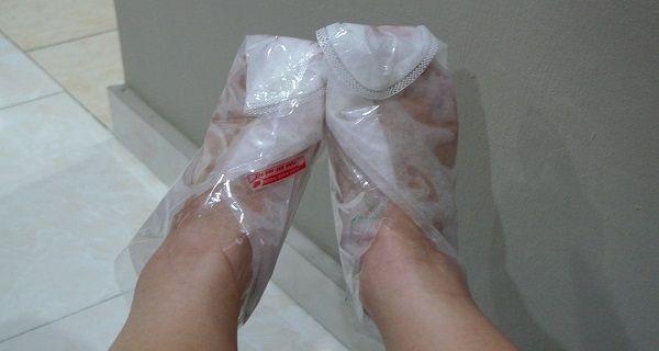 Comment avoir les pieds doux et soyeux avec ce traitement naturel au bicarbonate de soude - Santé Nutrition