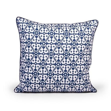 Blue Casablanca Cushion | Dunelm