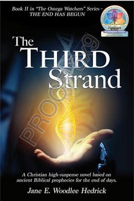 Christian Fiction Review: The Third Strand by Jane Woodlee Hedrick