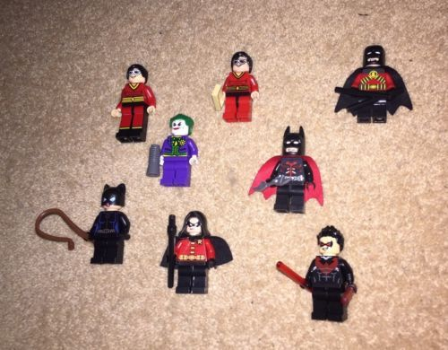 Dc #superheroes #minifigure set. #batman team and the joker. fits all lego,  View more on the LINK: 	http://www.zeppy.io/product/gb/2/262810699620/