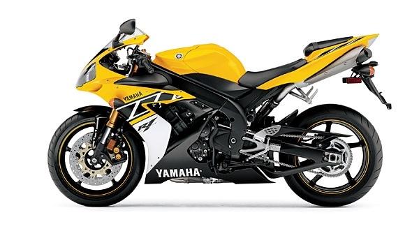 Someday!!! Yamaha R1 yellow 2006 sport-bike-motorcycles