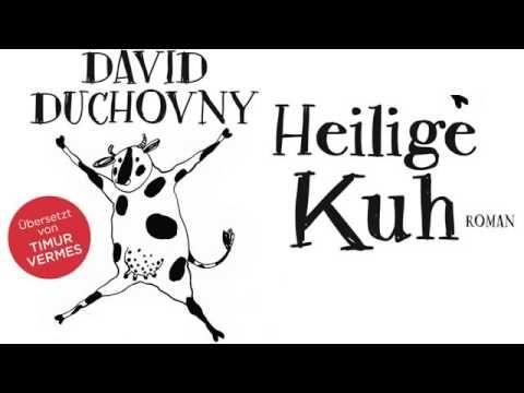 HÖRBUCH: Heilige Kuh von David Duchovny | Hörbuch Komplett | Deutsch | 2015