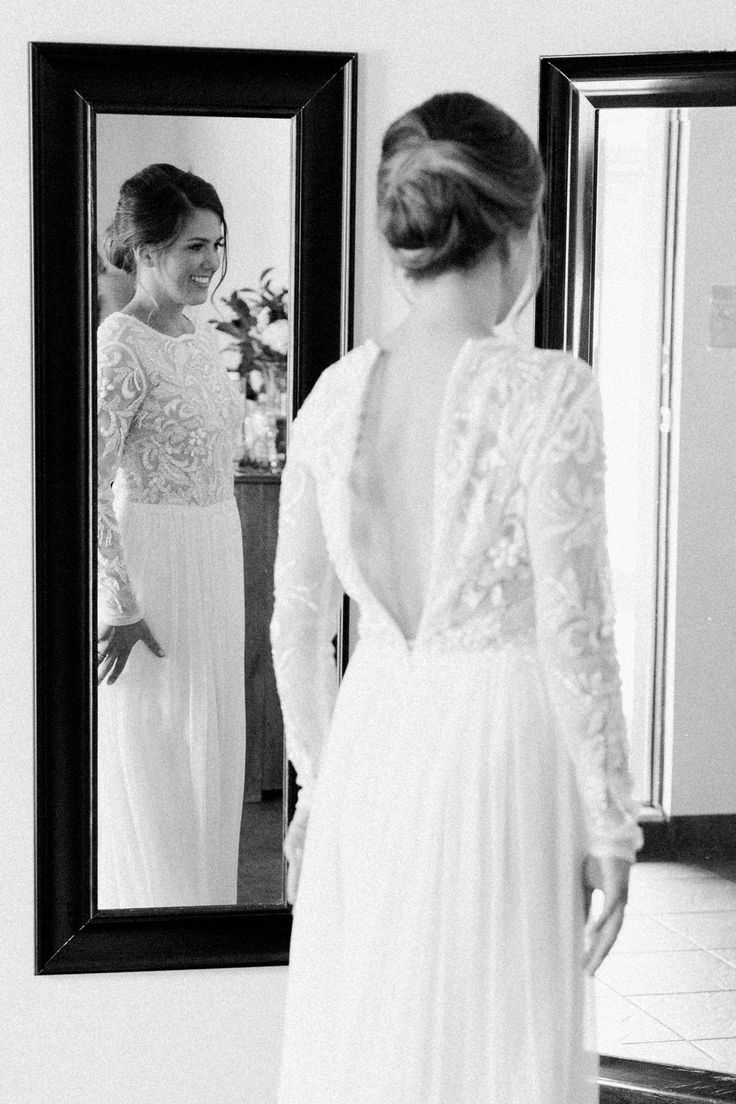 Christine Pienaar Photography - Wedding Inspiration - Bride Getting Ready - Fraser River Lodge Wedding - Bridal Inspiration