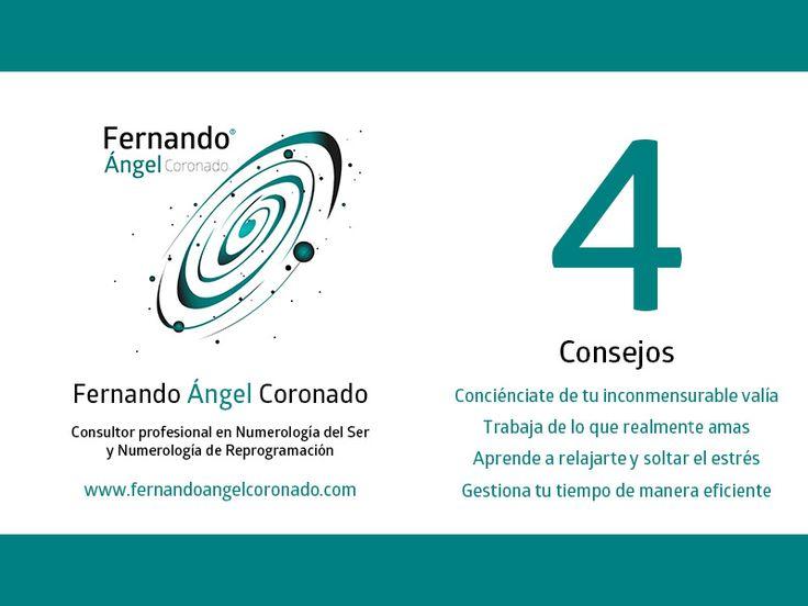 Numerología para nacidos los días 4, 13, 22, 31