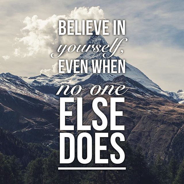 Never stop #believing in yourself! Despite what other people say or do, you are amazing!#quotes