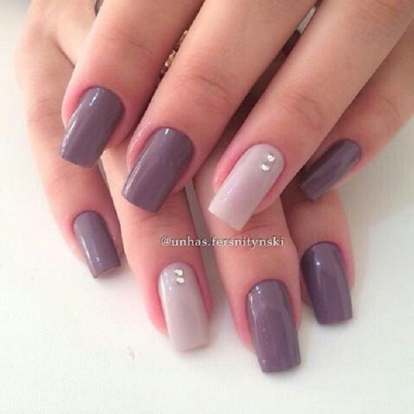 100 Most Popular Classy Nail Arts Of All Time - Best 25+ Simple Nails Ideas On Pinterest Simple Nail Designs