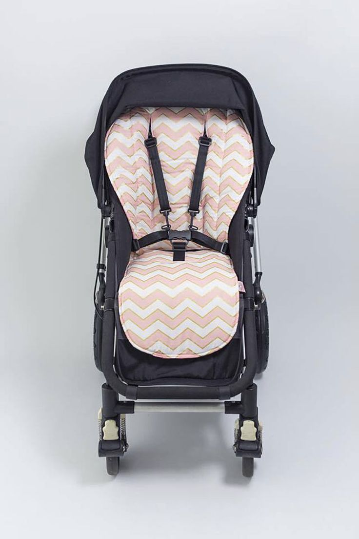 """""""Keep baby's pram or stroller clean and pretty with the gorgeous Bambella universal pram liner. These regular sized and waterproof stroller liners are perfect for prams that have a 5-point safety harness."""""""