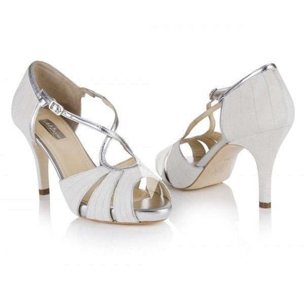 Zapatos de Novia Victoria de Rachel Simpson