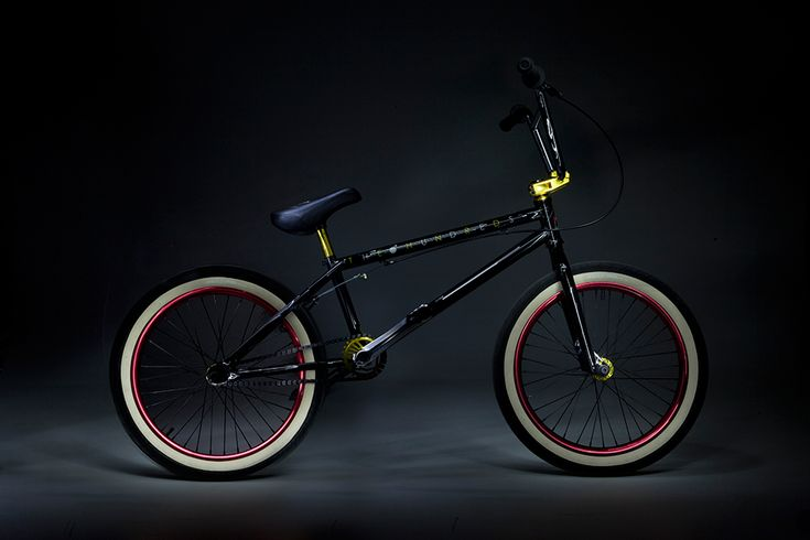 """The limited edition The Hundreds x Shadow Conspiracy collection encompasses a custom designed 20"""" Shadow BMX bike"""