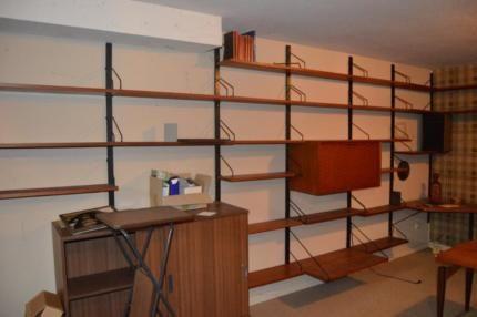 POUL CADOVIUS Übereck Regalsystem TEAK 60er . Bücherregal in Nordrhein-Westfalen - Nettetal | Regale gebraucht kaufen | eBay Kleinanzeigen