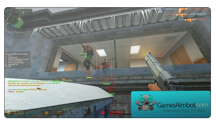 Counter Strike Source is the most competitive game and realistic game and professional game,  CS:S is pretty much a sport, so if you're new on this game you need to cheat for sure, we can offer you a accurate css aimbot for free  http://www.gamesaimbot.com/2012/12/download-counter-strike-source-aimbot.html