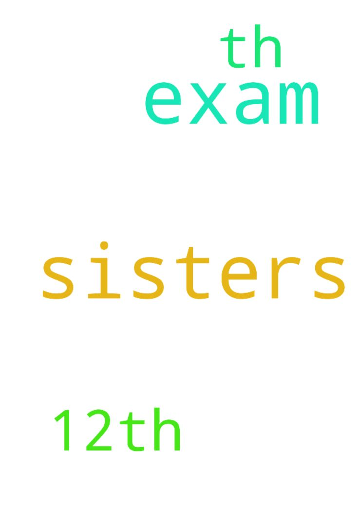 pray for my sisters 12th exam ...... - pray for my sisters 12th exam ...... Posted at: https://prayerrequest.com/t/l69 #pray #prayer #request #prayerrequest