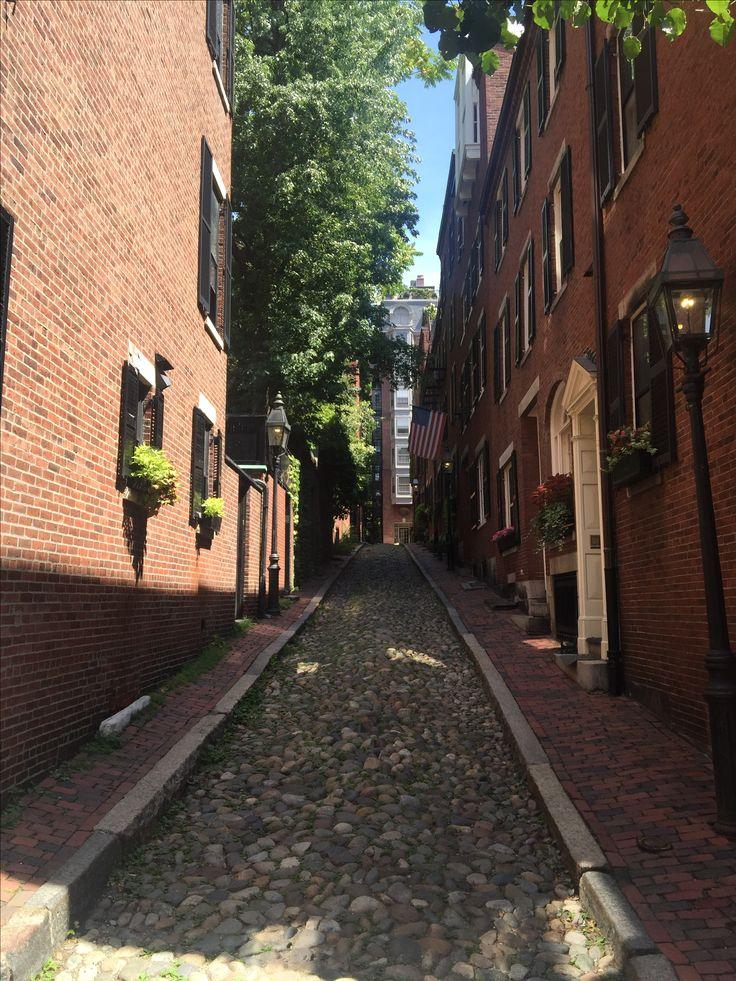 On the Freedom Trail - Boston MA