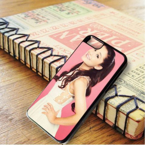 Ariana Grande Awesome Pink Smile iPhone 6|iPhone 6S Case