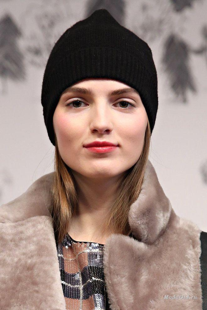 Макияж: Модный макияж осень-зима 2015-2016