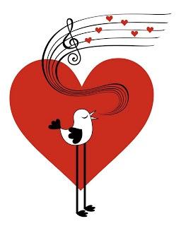 Aşk acısına ilaç gibi gelir şarkılar...