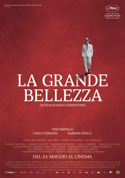Film » 2013 » La Grande Bellezza » di Paolo Sorrentino poster