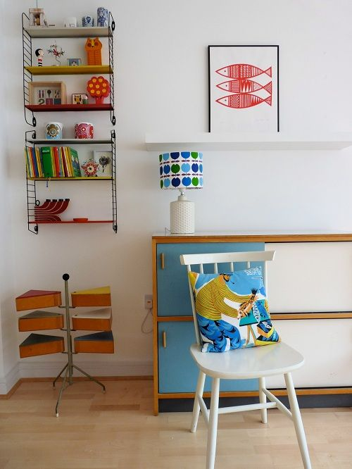 Living With Kids: Jane Foster   déco   Pinterest   Home, Midcentury modern and Modern