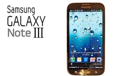 Samsung Galaxy Note3, RAM 3 GB