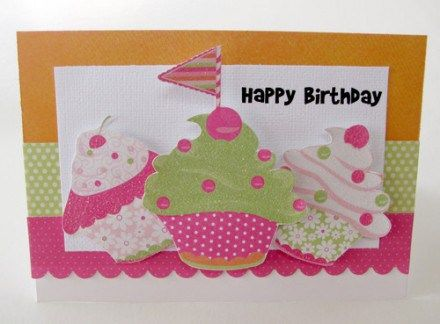 Candy Land Collection Card 2 by Trudi Harrison