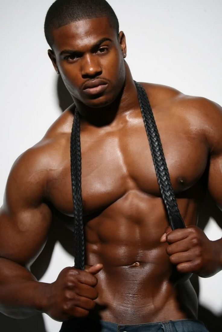 black men are sexy