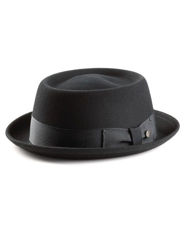 Bailey Hats Darron Porkpie Hat - Men's accessories | DealSauce