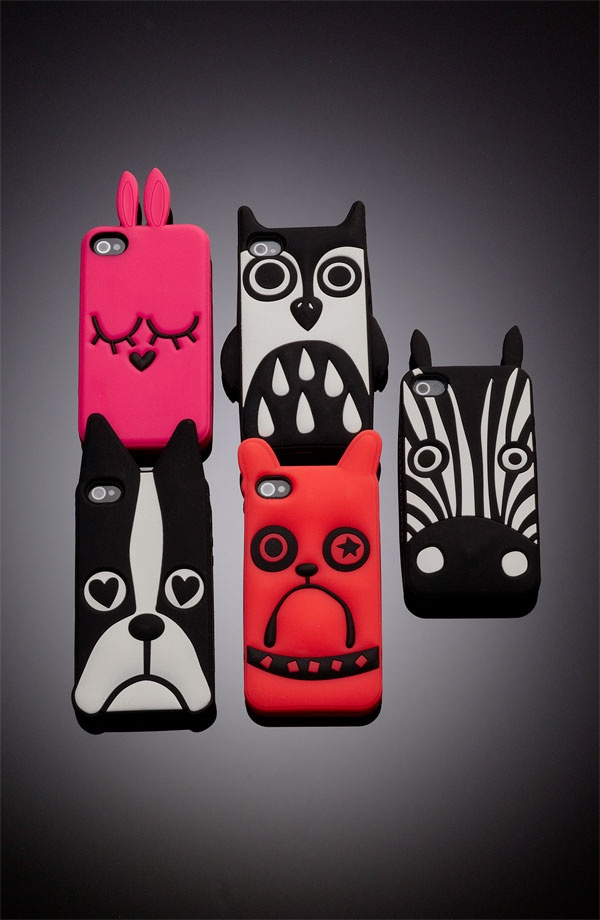Marc Jacobs iPhone 4s Cases